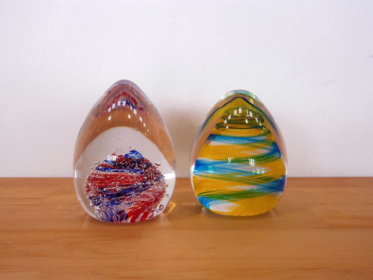 吹きガラス体験Aコース